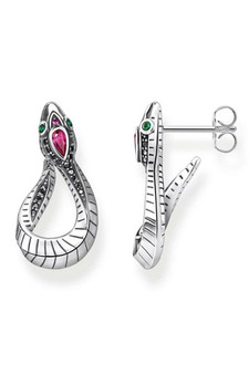 Thomas Sabo Earrings Snake TH2123