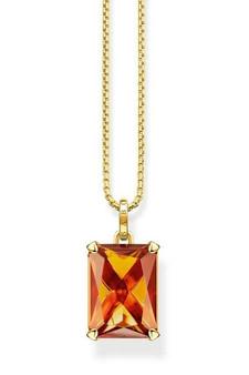 Thomas Sabo Necklace Orange Stone TKE1957CHY