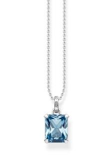 Thomas Sabo Necklace Blue Stone TKE1964AQ