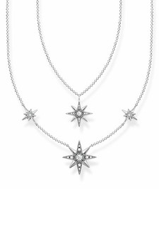Thomas Sabo Necklace Stars TKE1984
