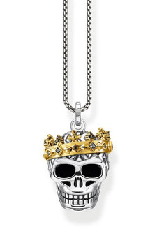 Thomas Sabo Necklace Skull TKE1993
