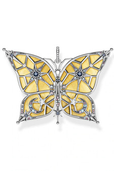 Thomas Sabo Pendant Butterfly TPE898Y