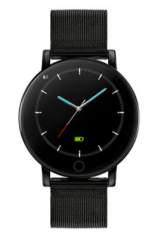 Reflex Active Series 5 Black Smart Watch RA05-4024