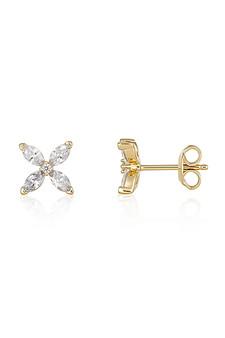 Georgini Heirloom Favoured Earrings Gold IE955G