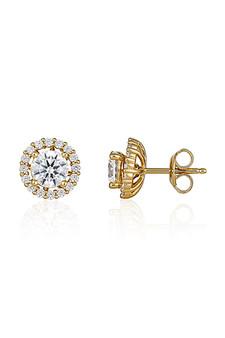 Georgini Heirloom Esteem Earrings Gold IE964G