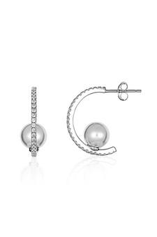 Georgini Heirloom Legacy Earrings Silver IE967W