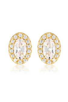 Georgini Aurora Glow Earrings Gold IE973G