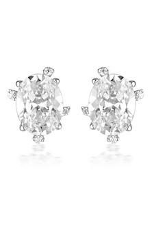 Georgini Aurora Southern Lights Earrings Silver IE975W