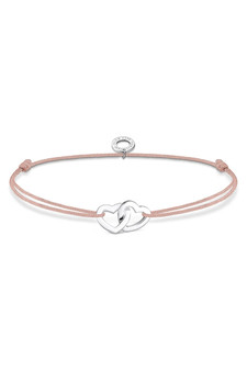 Thomas Sabo Bracelet Hearts Silver LS121