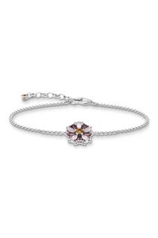 Thomas Sabo Bracelet Flower Silver TA2016