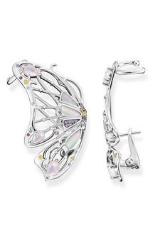 Thomas Sabo Single Ear Stud Butterfly Silver TH2165