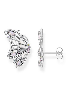 Thomas Sabo Ear Studs Butterfly Silver TH2168