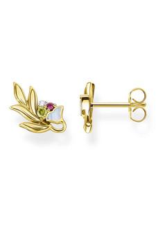 Thomas Sabo Ear Studs Flower Gold TH2172Y