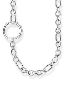 Thomas Sabo Necklace Links Silver TKE2091