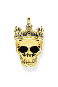 Thomas Sabo Pendant Skull Gold TPE815Y