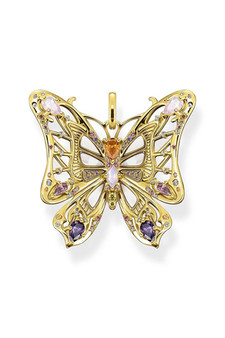 Thomas Sabo Pendant Butterfly Gold TPE916Y