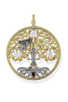 Thomas Sabo Pendant Tree Of Love Gold TPE918Y