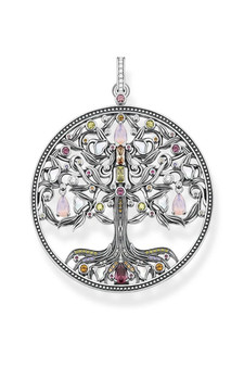 Thomas Sabo Pendant Tree Of Love Silver TPE919