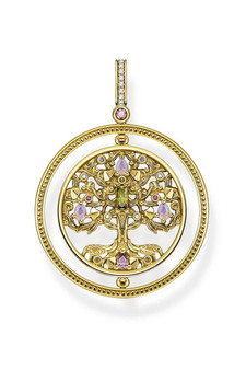Thomas Sabo Pendant Tree Of Love Gold TPE920Y