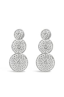 Ichu Oriental Earrings F1707