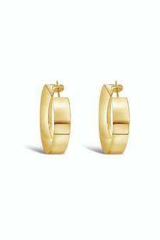 Ichu Strict Hoops Gold CH31807G