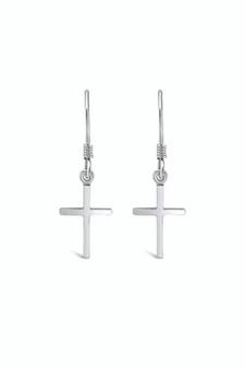Ichu Cross Earrings TP3207