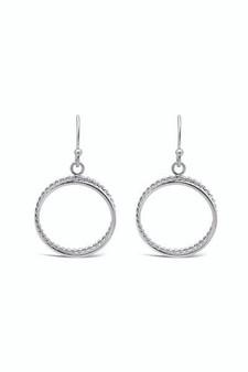 Ichu Combination Loop Earrings JP11207