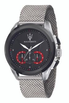 Maserati Traguardo 45mm Black Watch R8873612005