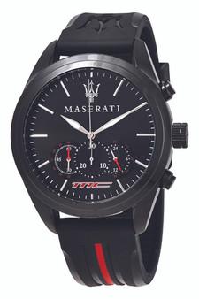Maserati Traguardo 45mm Black Watch R8871612004