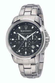Maserati Successo 44mm Black Watch R8873621001