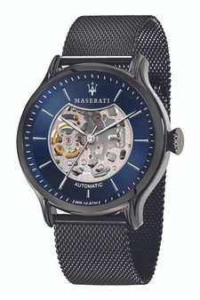 Maserati Epoca 42mm Blue Watch R8823118006
