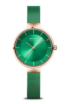 Bering Slim Solar Gold Charity Watch 14631-CHARITY