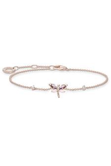 Thomas Sabo Bracelet Dragonfly Rose Gold TA2025R