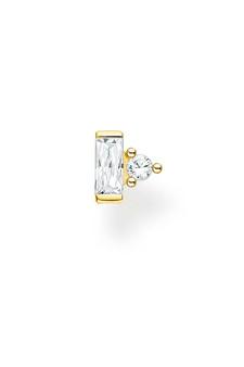Thomas Sabo Single Ear Stud Stones Gold TH2186Y