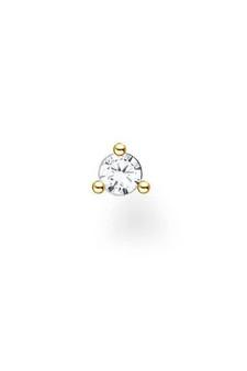 Thomas Sabo Single Ear Stud Stone Gold TH2197Y