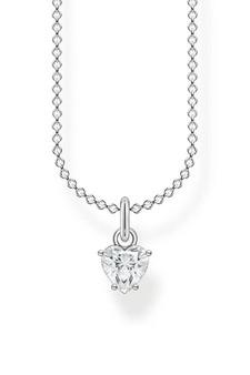 Thomas Sabo Necklace Stone Silver TKE210
