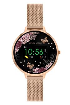 Reflex Active Series 3 Rose Gold Mesh Smart Watch RA03-4038
