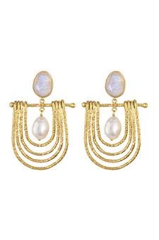 Bianc Olympia Earrings B10077