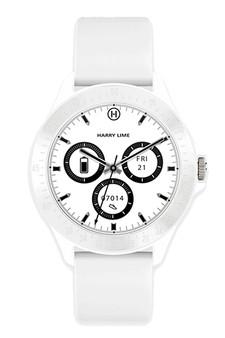 Harry Lime White Smart Watch HA07-2000