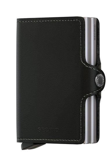 Secrid Twinwallet Black Wallet SC2006