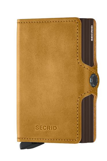 Secrid Twinwallet Vintage Ochre Wallet SC7391