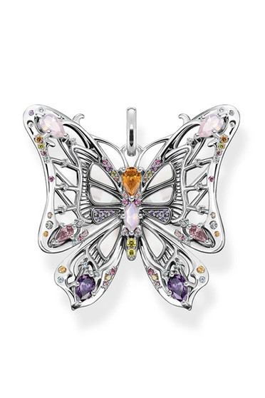 Thomas Sabo Pendant Butterfly Silver TPE916