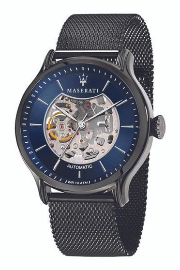 Maserati Epoca 42mm Blue Watch R8823118006