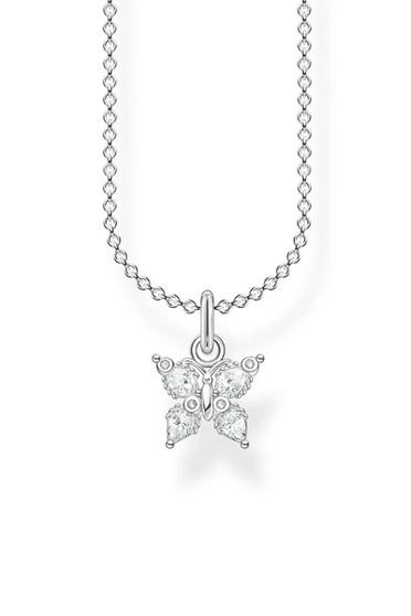 Thomas Sabo Necklace Butterfly Silver TKE2102
