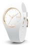 Ice Glam Gold/White 40mm Medium Watch 917
