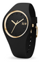 Ice Glam Gold/Black 40mm Medium Watch 918