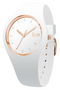 Ice Glam Rose Gold/White 40mm Medium Watch 978