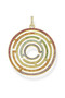 Thomas Sabo Pendant Maze Gold TPE921Y
