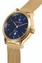 Maserati Epoca 42mm Blue Dial Gold Mesh Watch R8853118014