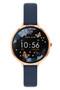 Reflex Active Series 3 Rose Gold Navy Floral Smart Watch RA03-2072